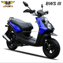 BWS III 150CC JNEN adventure gas scooter moped top sale in african and american countries passed with eec dot