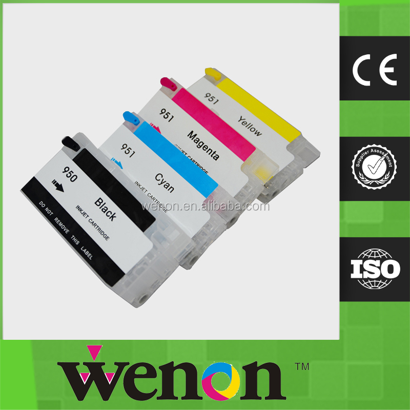 refill ink cartridge for hp 8630 Printer made in China