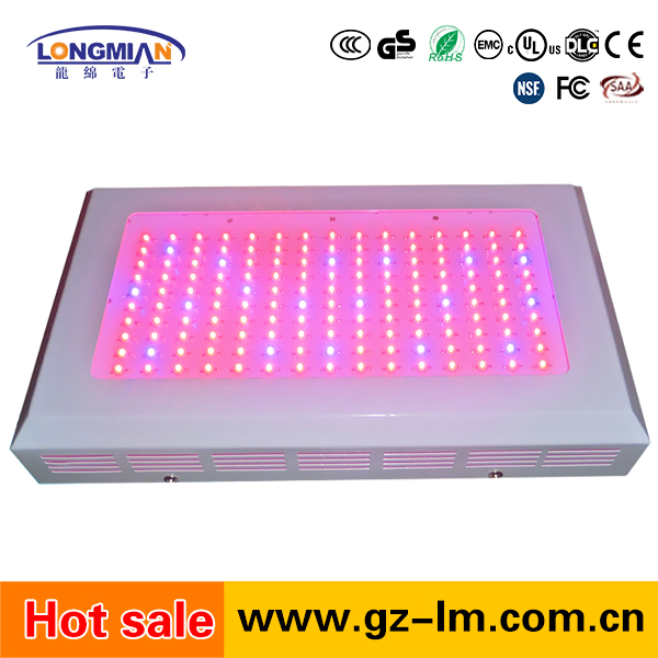 150W LED Plant Grow Light Apollo Grow Lamp in RGB Colors