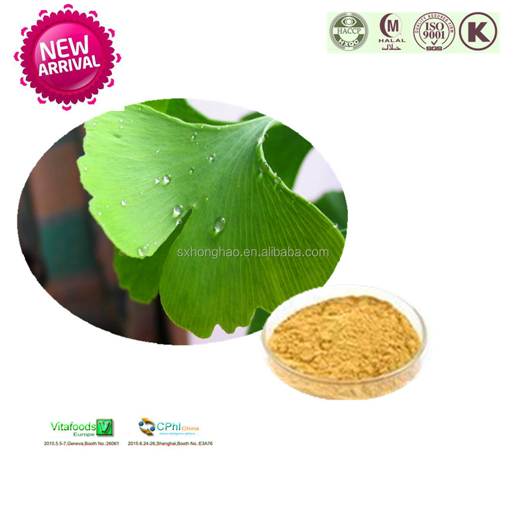 New Pricing Natural Standardized 24 6 extract of ginkgo biloba