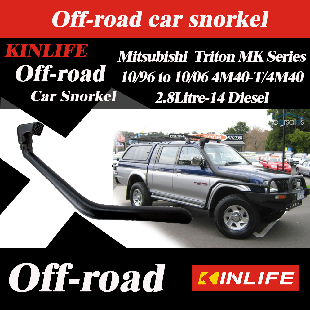 Snorkels for Mitsubishi l200 2006 MK series