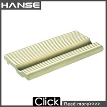 YC904 swimming pool ceramic bullnose tile