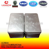 Metal Box For Products Packing