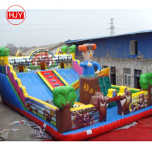 Giant bear series chinese inflatable/inflatable castle bouncer/jumping castles china for kids