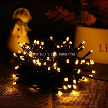 Factory Price Christmas Decoration 100 Led Twinkle Light