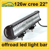 cree automotive led 22 inch led offroad light bar 126w for 4 wheel drive