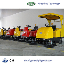 Hot Sale Road Sweepers, CE Certificated Floor Sweeper Machine