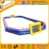 Cheap price inflatable soccer field inflatable football arena inflatable soccer pitch for bumper ball A6021