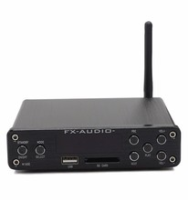 hi-fi home stereo audio wireless bluetooth amplifier with remote control