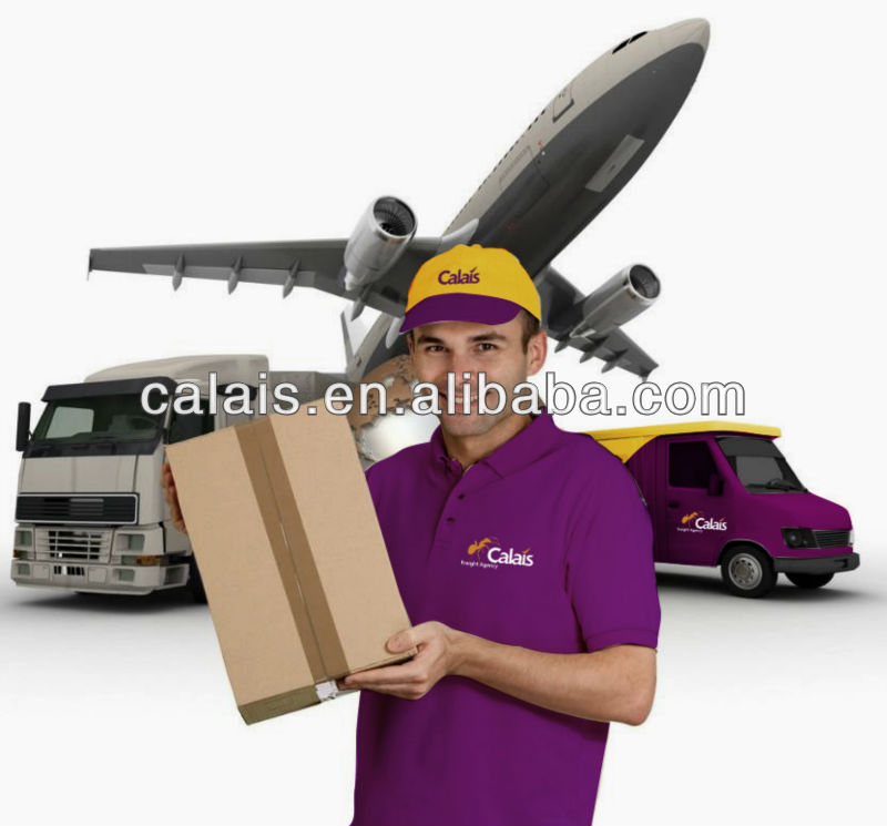 courier service air shipping DHL/ARAMEX/FEDEX/EMS/TNT/UPS` from China to Thailand to Argentina