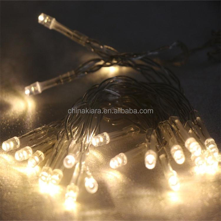 High Quality Festival Decoration 1M Led String Lights AA Battery
