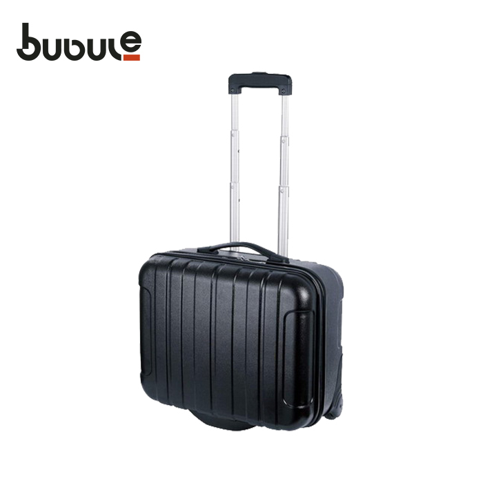 hard plastic laptop luggage style computer case PCD002
