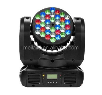 Knight beam 36x3w cree led beam light