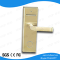 Stainless Steel IC Contact Magnetic Card Electric Door Lock for Sliding Door
