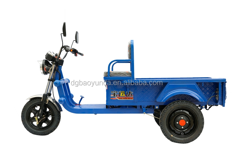 Hot sales! cheap and useful electric bike, 3 wheel electric cargo tricycle, auto cargo tricycles on sale