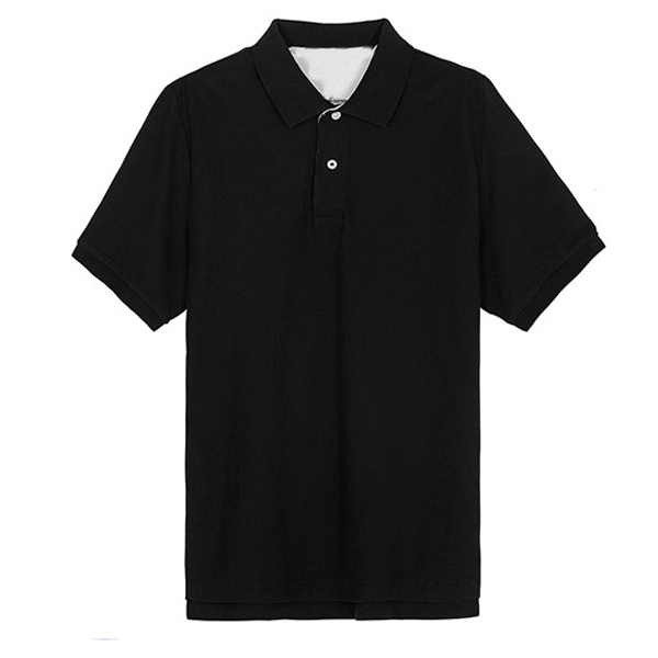 stocklot garments black and white polo shirt t shirt