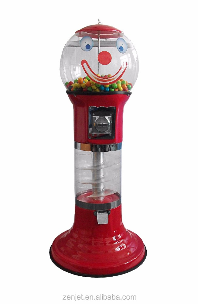 2017 Hot sale candy vending machine toy ZJ802