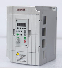 2hp 1.5kw single phase ac frequency inverter 50hz/60hz to 400hz for motor