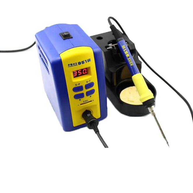 RS951 Factory Directly Sell Tin Soldering Station Common Type with Digital Display and Temperature Adjustable ,Automatic Sleep