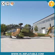 inflatable military Decoy AH-64 Apache Helicopter