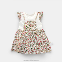 2017 Boutique Baby Girl Unique Clothing Names Frock Designs