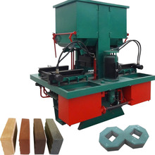 Fly ash Clay Cement Interlocking Paving Brick Making Machine
