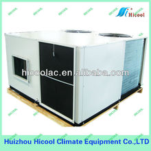 Rooftop Packaged Unit commercial air conditioner ,R22,CE,17KW-122KW