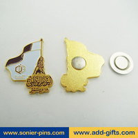 Sonier-pins custom magnetic lapel pins,nautical flag lapel pins