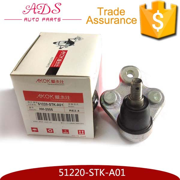 Left & right small stainless steel lower ball joint auto dust cover for RE1/2/4, RM1/2/3/4, FR1OEM:51220-STK-A01