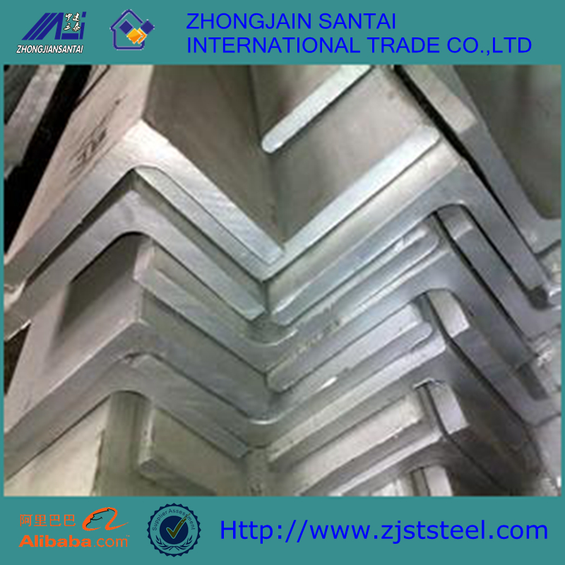 hot rolled types of steel angle bar steel angle 50x50x5