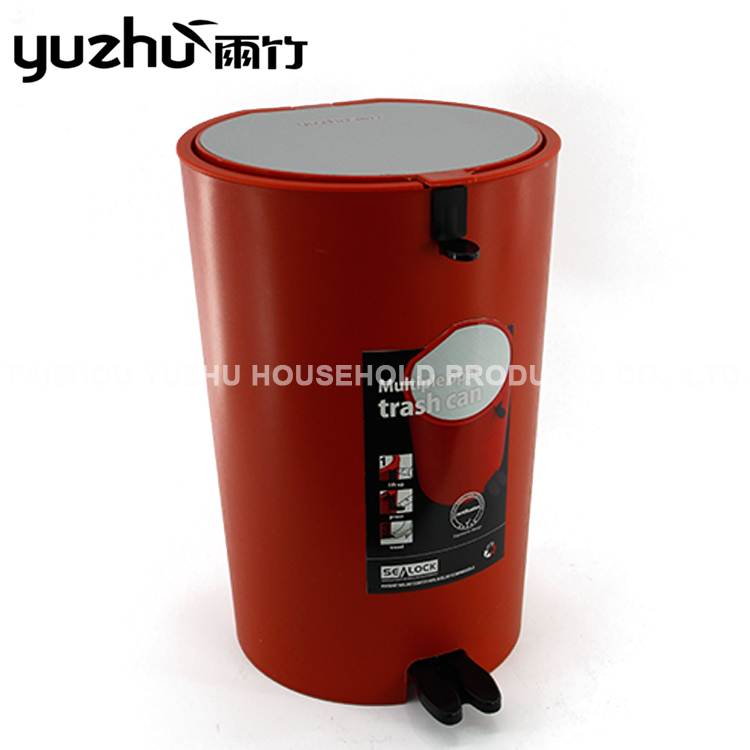 Best Sales Excellent Material foot operated waste bins