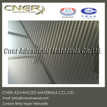 Twill carbon fiber sheet product