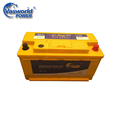 New Trend Product 12V75Ah Din75 Acid Quick Start Chinese Car Battery