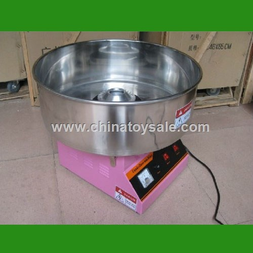 Easy Operation Eco Friendly electric cotton candy machine