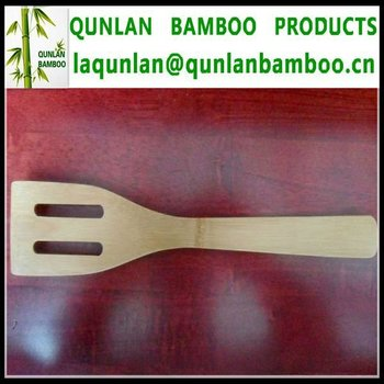 customized bamboo rice spoons