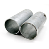 Hot dipped galvanized steel pipe SCH40 round Pipe water piping