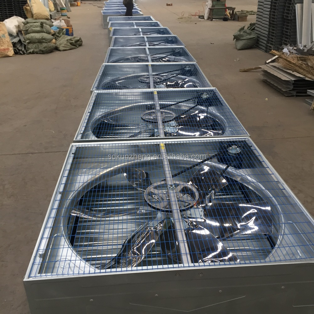 Commercial Tunnel Solar Mushroom Greenhouse Fan For Saleentilation system