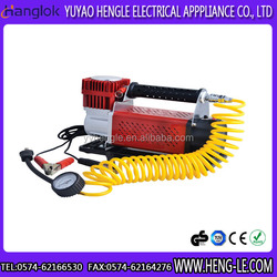 4x4/4wd/offroad 12V 150psi 60mm cylinder mental Car air compressor/Car portable air pumper/Tire inflator