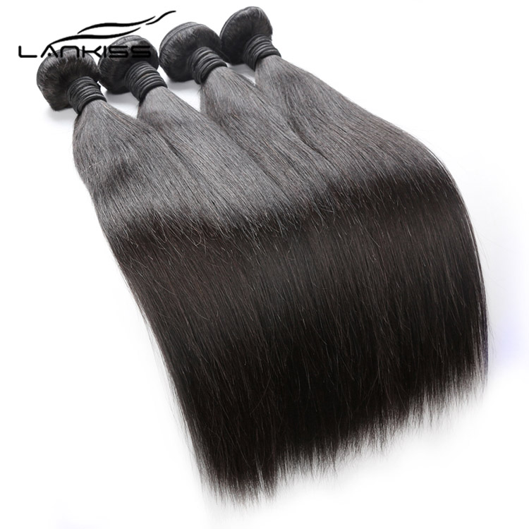 Free Shedding Free Tangle Brazilian Human Hair 8 Inch Hair Weaving Remy Extension