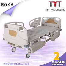 ABCF LHB-3A 3 Cranks Hydraulic Manual Medical Bed Used In Hospital