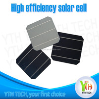 Hot sell perfect quality long lifespan Monocrystalline silicon high power 4.6w solar cell price