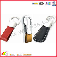 2013 Cheap Custom Leather Fashion Key Chain On Wholesale