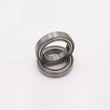 61805 6805zz deep groove ball bearnig 6805 2z thin section groove bearing