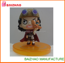whosale fashion style vinyl toy OEM plastic mold manufacture production toy figure