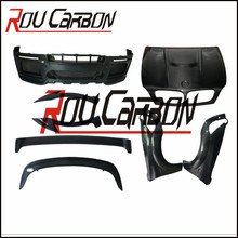 Carbon bodykit HM haman n design for BMW X6