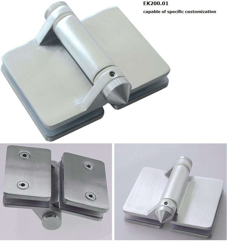 swimming pool heavy duty glass door hinge for glass door