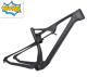 High quality carbon bicycle frame tyre 27.5er/29er MTB carbon mountain bike frame