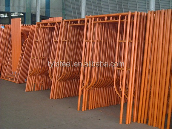 Chinese Factory scaffolding frame part with CE certificate