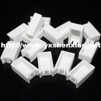 Industrial insulating high temperature resistance steatite ceramic resistor