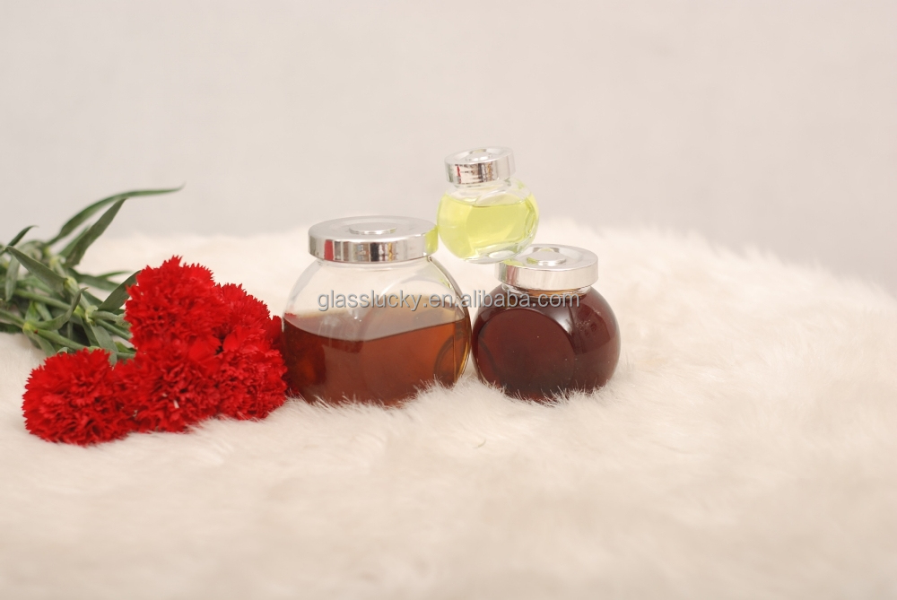 Storage Bottles & Jars Type and Glass Material pickled vegetables glass jar